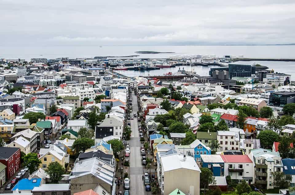 Hoofdstad van Ijsland, Reykjavik